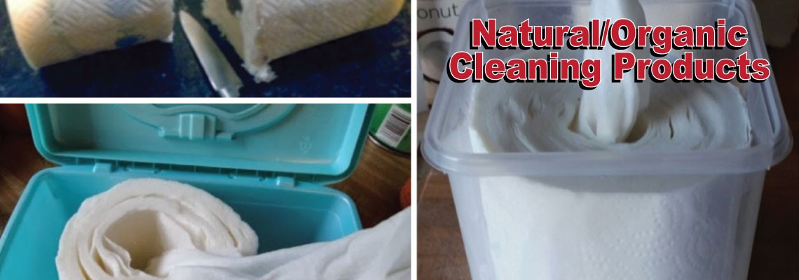 Natural / Organic Cleaning Products